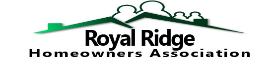 Royal Ridge Home Owners Association